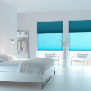 рулонные шторы в Спальню